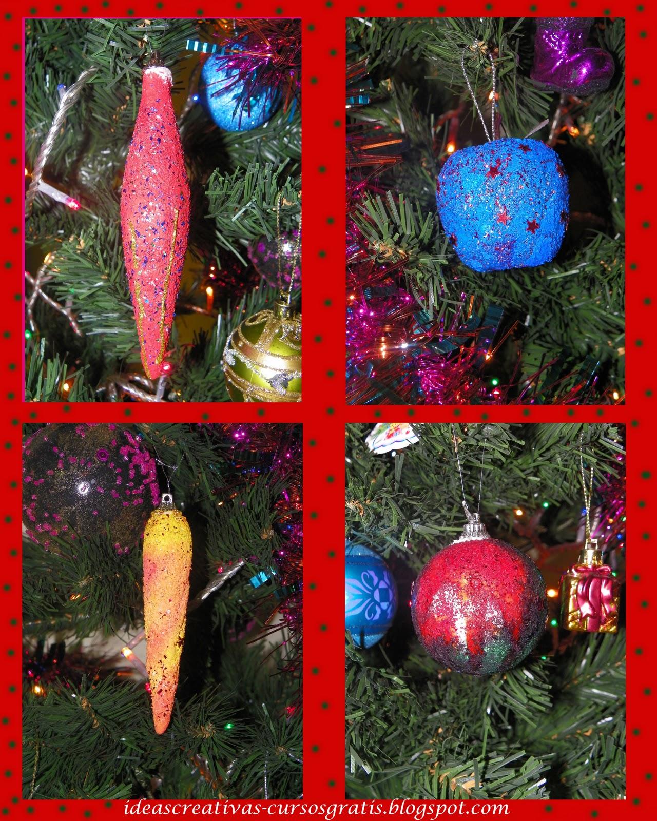 Ideas creativas alyss adornos navide os - Ideas adornos navidenos ...