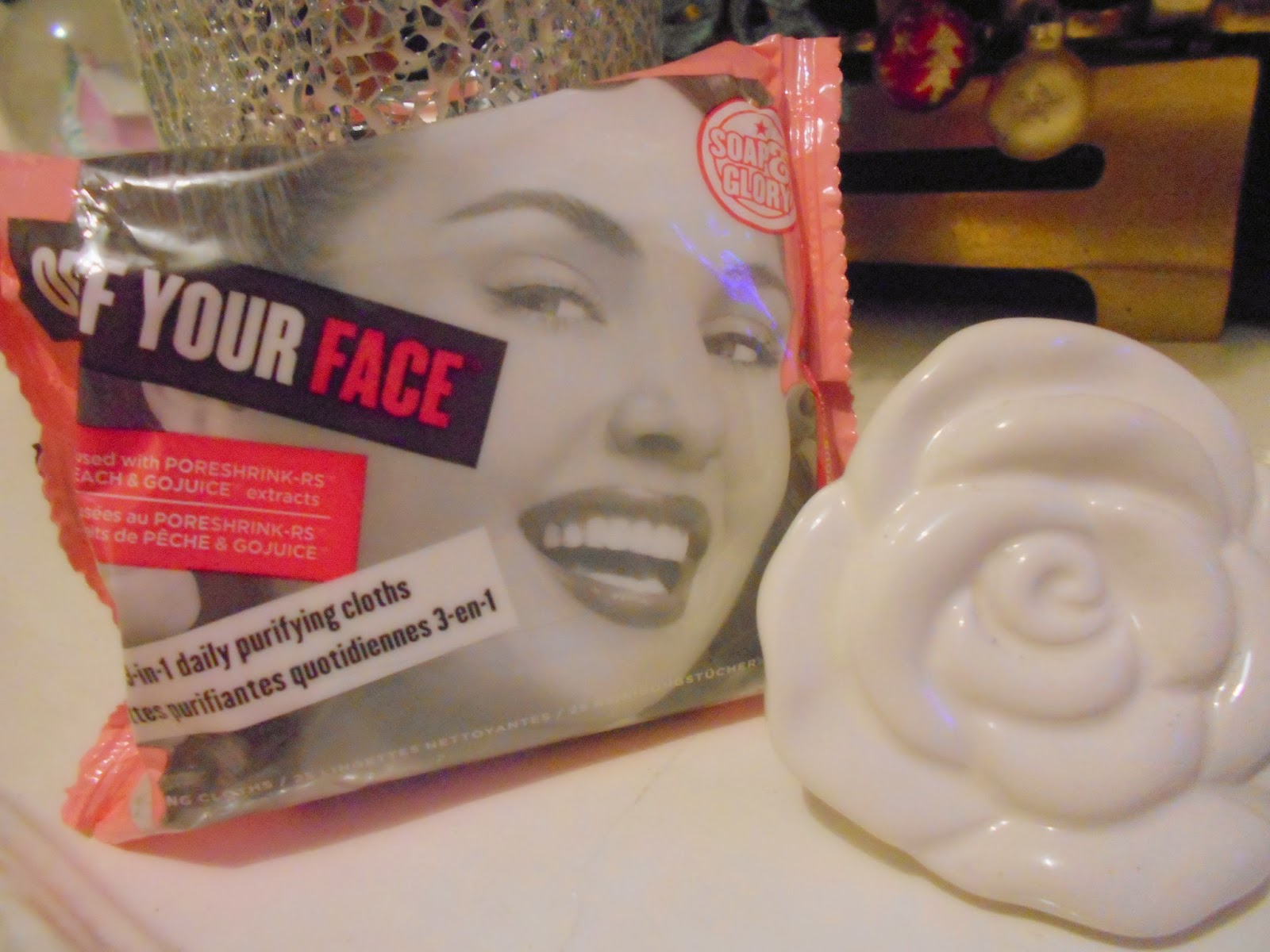 Soap & Glory - Off Your Face Wipes
