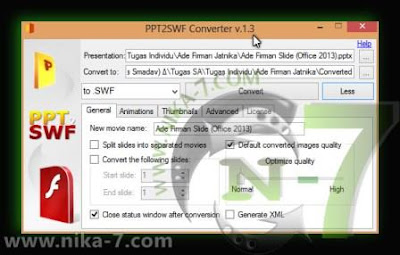 PPT2SWF Converter v1.3 Full Version
