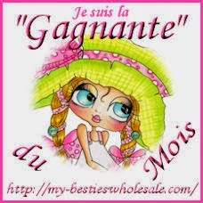 Gagnante My Besties en français