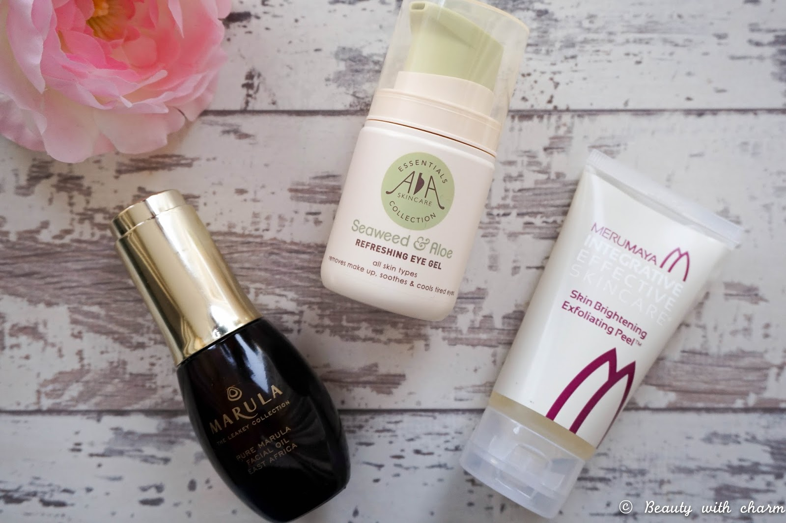 New Skincare Products - First Impressions