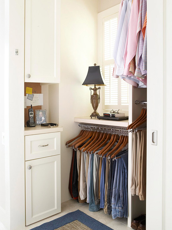 Savvy storage solutions for small spaces home appliance - Small closet space solutions minimalist ...