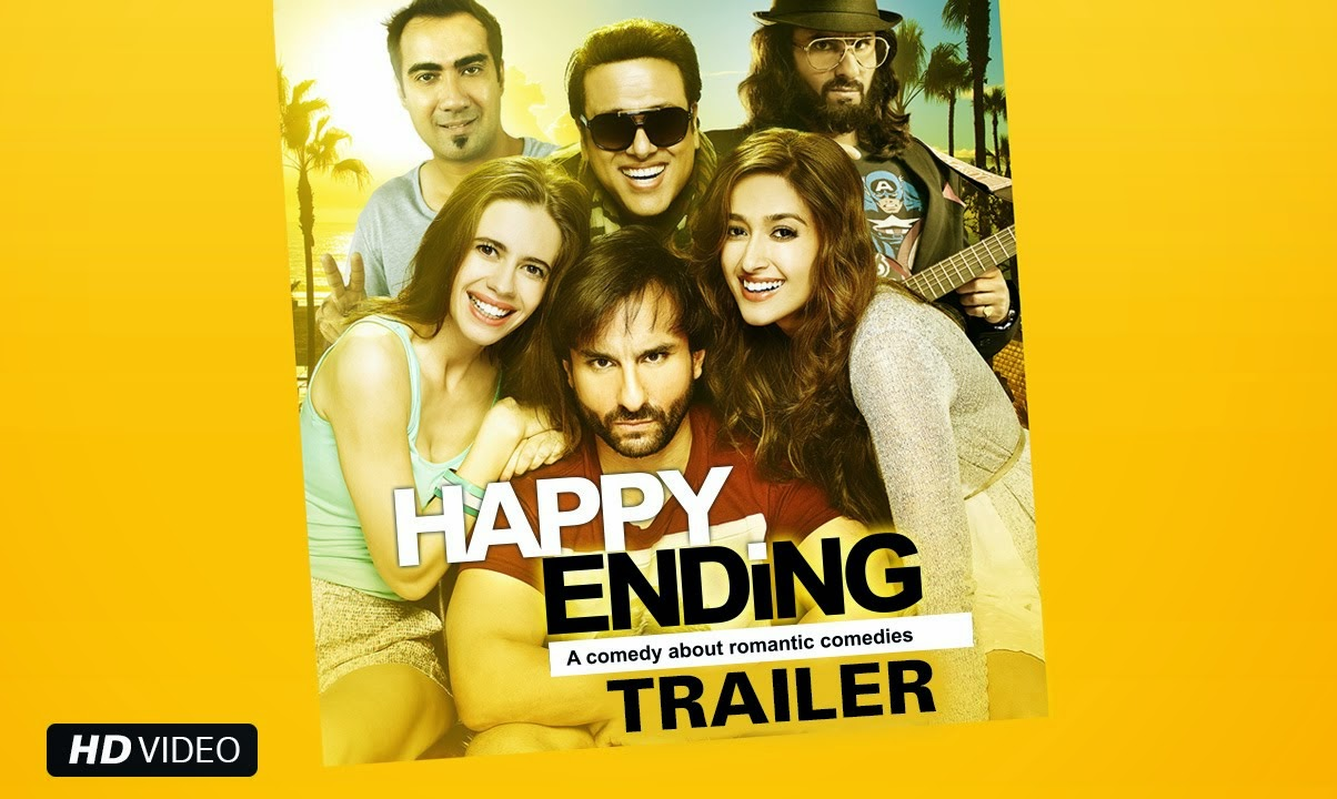 Happy Ending Official Trailer