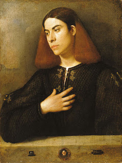 Portrait of a Young Man (Antonio Broccardo)