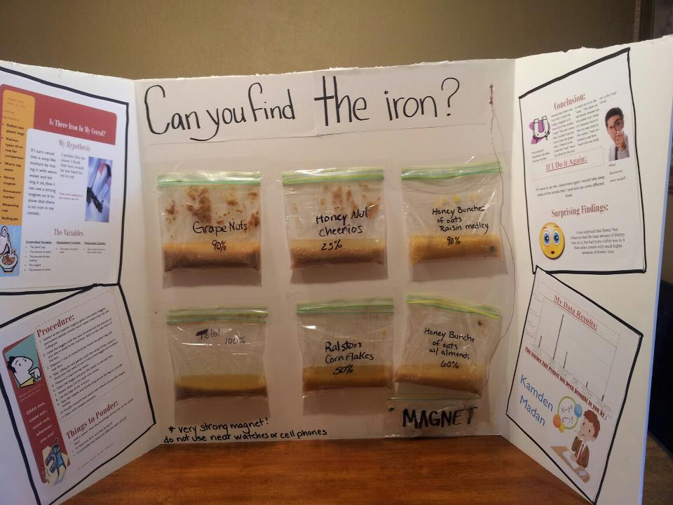 magnet science fair projects Experiments with magnets and electromagnets which can be built and demonstrated for elementary school through high school classrooms can also be a starting point for science fair projects.