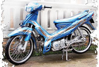 Modif Yamaha Byson 2015