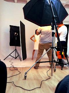 Sara Pericacho - Shooting Moda