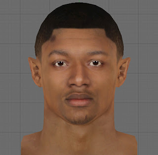 NBA 2K13 Bradley Beal Cyberface Patch