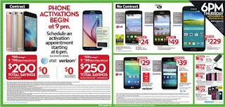 Walmart Black Friday Ad 2015 Page 8-9