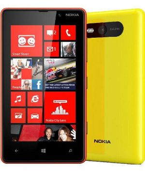 Win Nokia Lumia 820