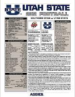 Utah State Game Notes