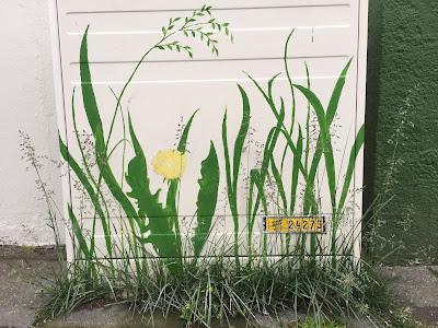 Reykjavik City Weeds