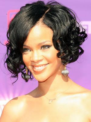 Rihanna Sterling Dangle Earrings