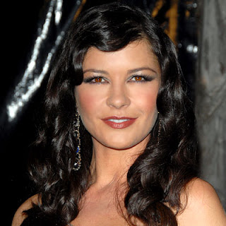 Catherine Zeta Jones Hairstyle Pictures - celebrity hairstyle ideas
