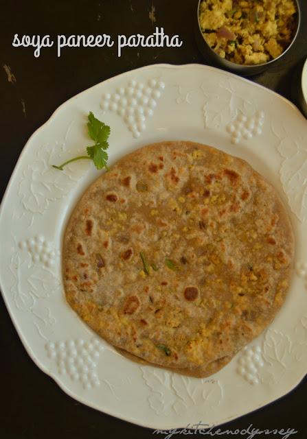 tofu paratha recipe1