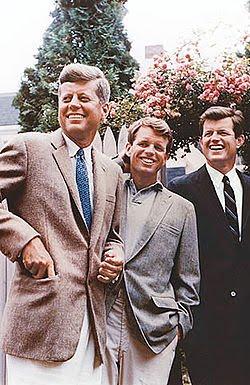 """John Fitzgerald Kennedy"""