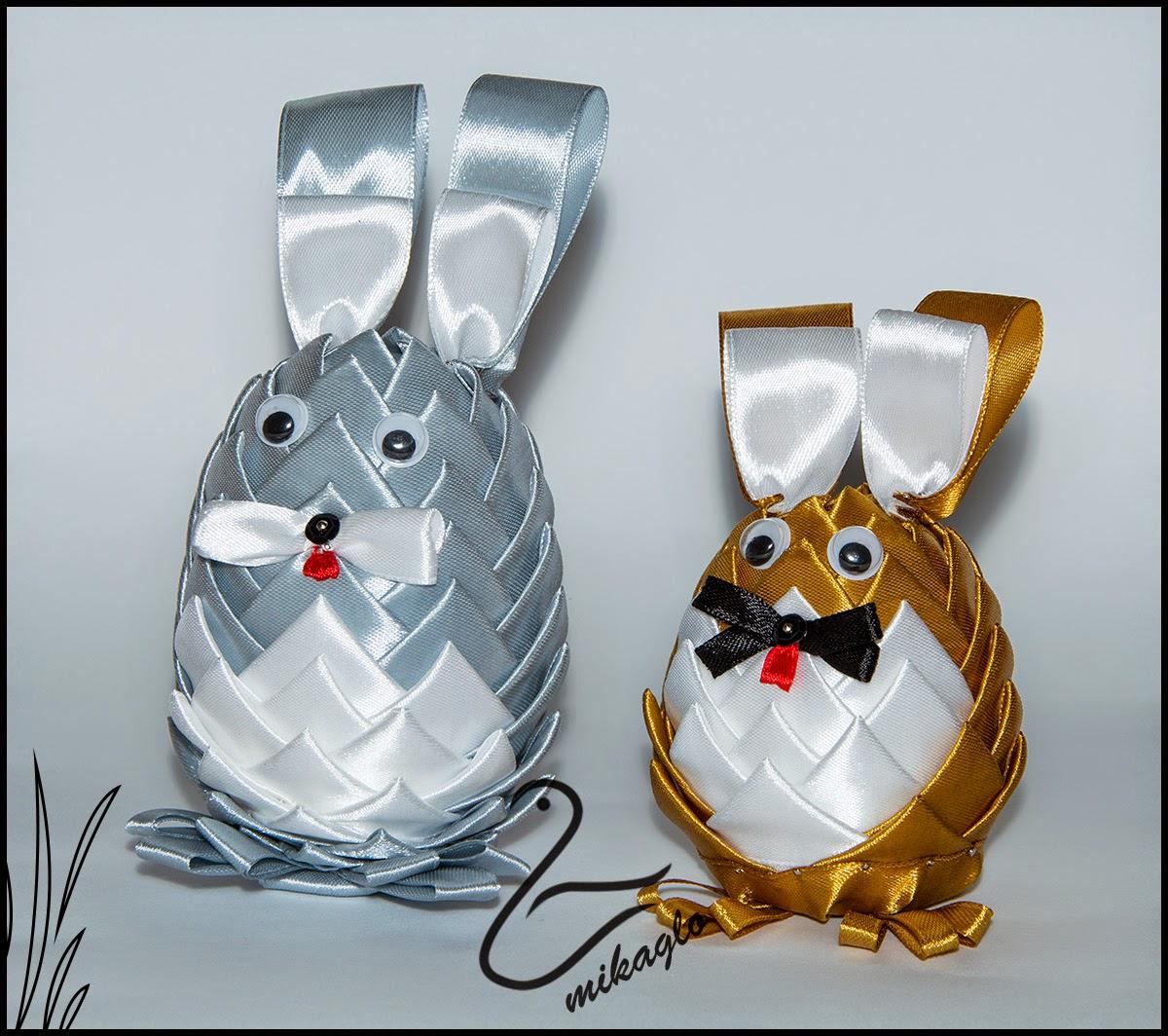 Zajączki Wielkanocne