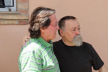 Paco Collado i Pere Bessó