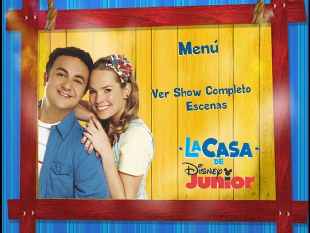 La Casa De Disney Junior Con Topa Y Muni DVDR Latino (2011)