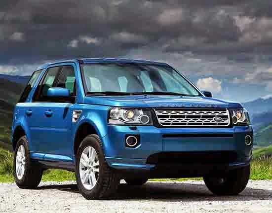 2015 Land Rover LR2 SUV Review