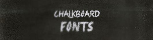 Free Download Chalkboard Fonts