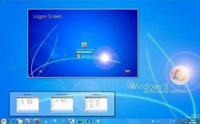 Download Windows 8 Gratis + Serial Number