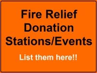 Fire Donation Stations/Events