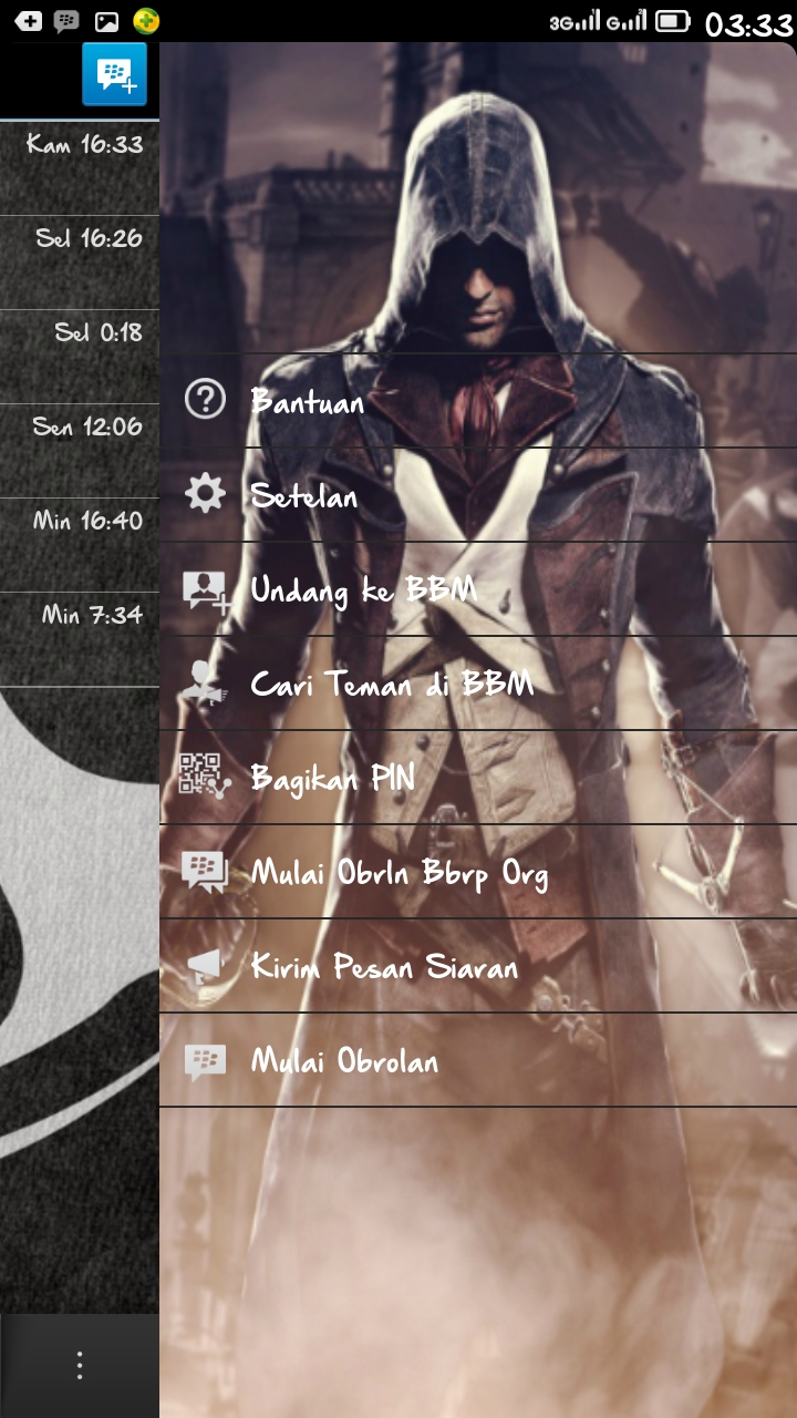 bbm mod assassins creed