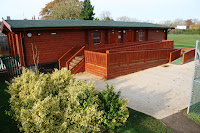 New Forest Log Cabins - Log School Classroom