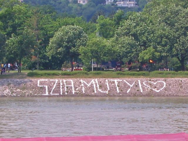 mutyi, trafik, Budapest, street art, graffiti, falfirka, XIII. kerület, Margitsziget, Margit-sziget