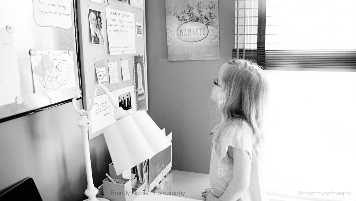 mommy on the spot vision board brandy nicole photography
