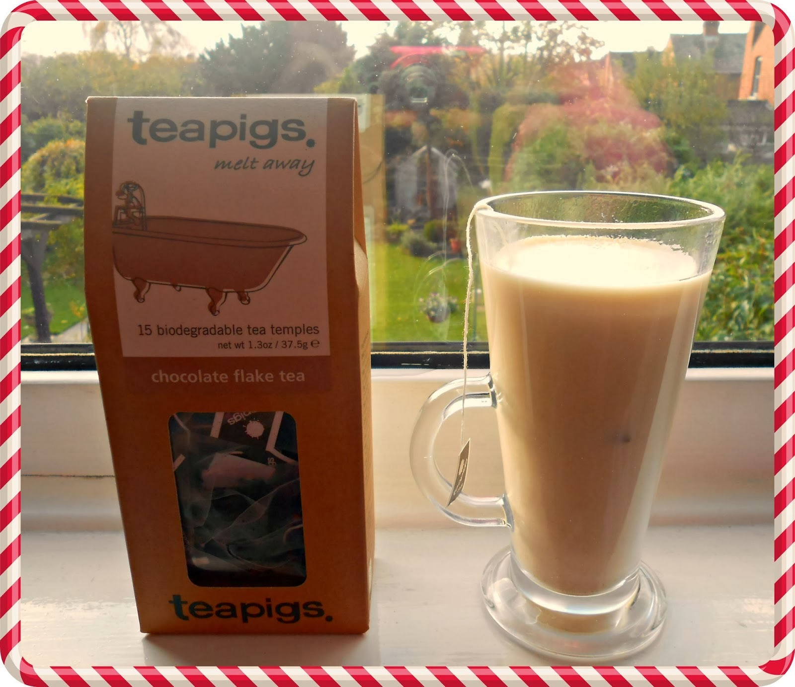 Teapigs Chocolate Flake Tea Temples Cream