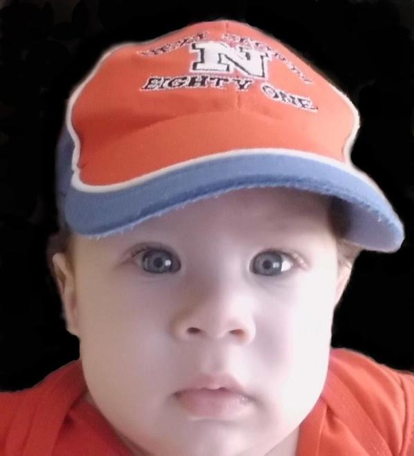 Mi Nieto Luis Antonio
