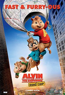 Sóc Siêu Quậy 4: Sóc Chuột Du Hí - Alvin and the Chipmunks: The Road Chip