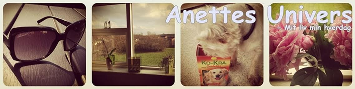 Anettes Univers -Mit liv min hverdag