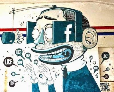 Artist social network image
