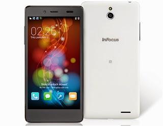 InFocus M512 5.0 4G Smartphone