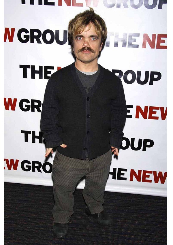 ... Are Celebrities? Heights of Celebrities: How Tall is Peter Dinklage