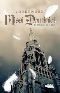 "Capa do livro ""Missi Dominici"""