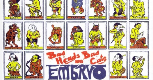 Embryo Bad Heads And Bad Cats