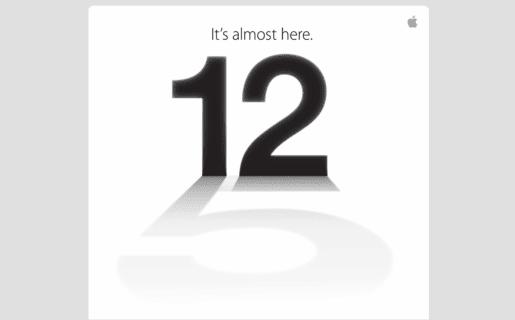 iphone 5 lanzamiento