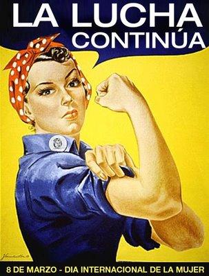 Mujer trabajadora