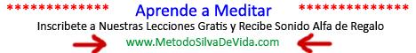 El Metodo Silva cambio mi vida