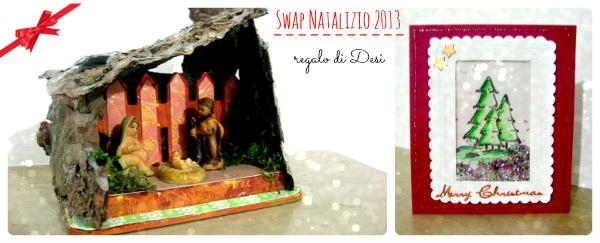 Swap Natalizio 2013: regalo di Desi