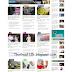 Template Blogspot tin tức giống kênh 13 đẹp