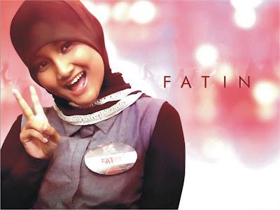 Fatin Sidqiah Lubis X Factor Indonesia 3 Mei 2013