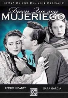 Dicen que soy Mujeriego – DVDRIP LATINO