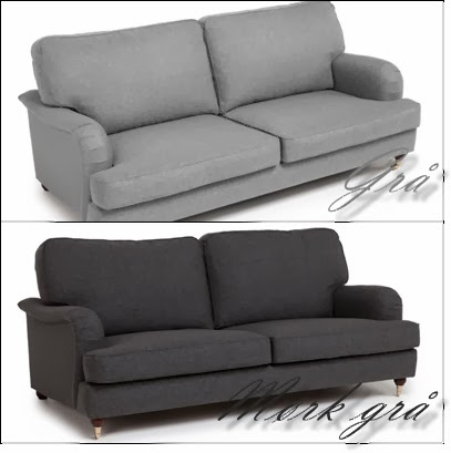 Howard sofa skeidar