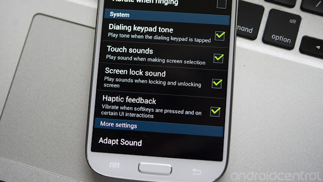 galaxy s4 sounds