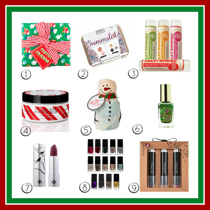 Cruelty-Free Christmas Gift Ideas Under £20